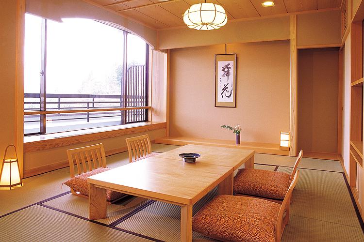 Kawaguchiko Onsen Wakakusa no yado Maruei